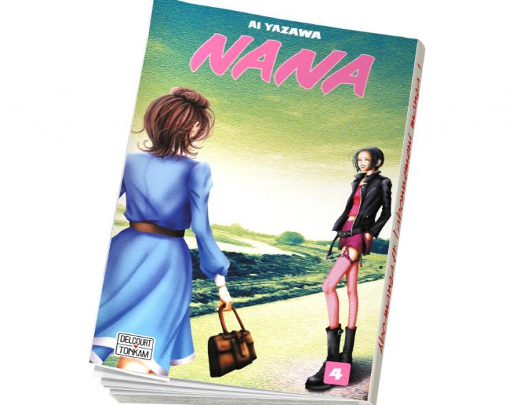 Abonnement Nana tome 4