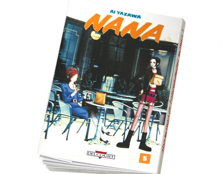 Abonnement Nana tome 5