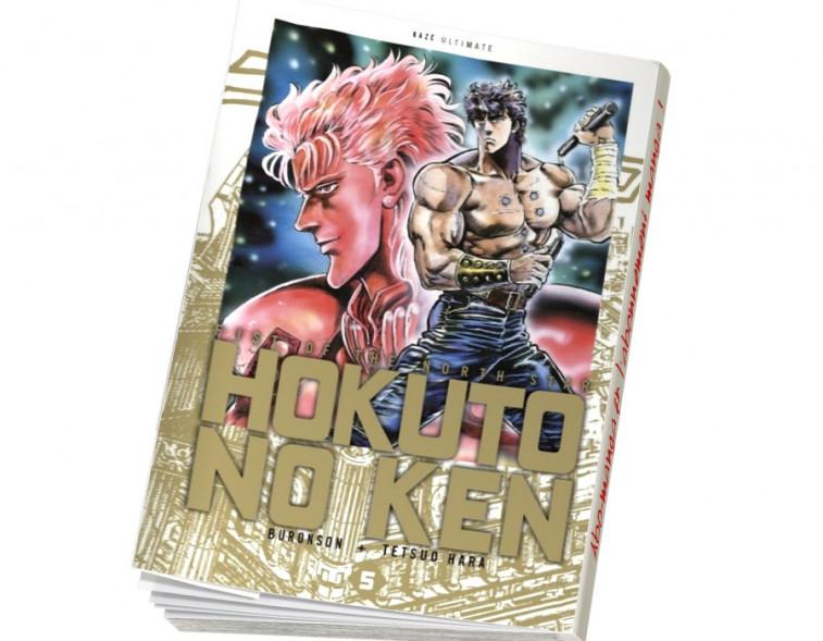 Abonnement Hokuto no Ken Ultimate tome 5