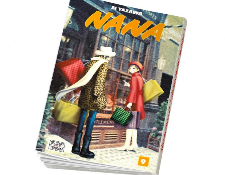 Abonnement Nana tome 9