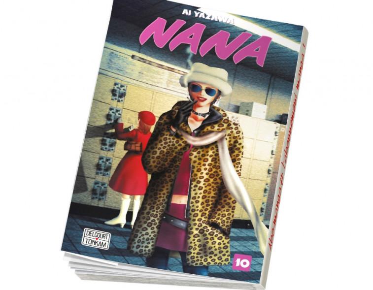 Abonnement Nana tome 10
