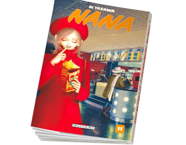 Abonnement Nana tome 11