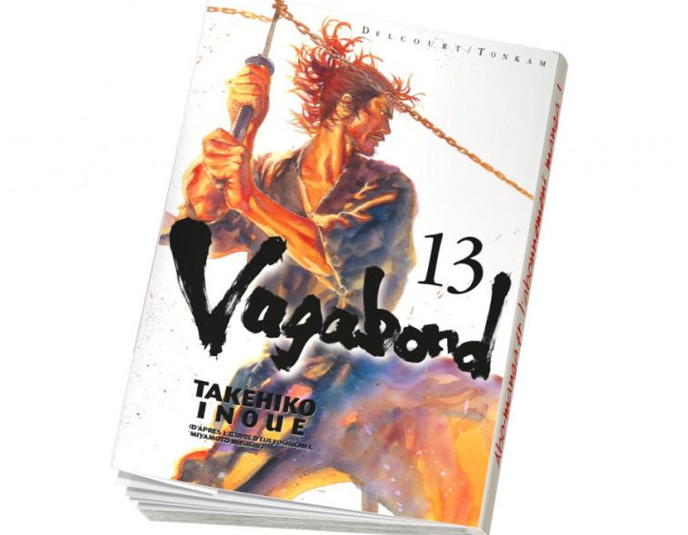 Abonnement Vagabond tome 13