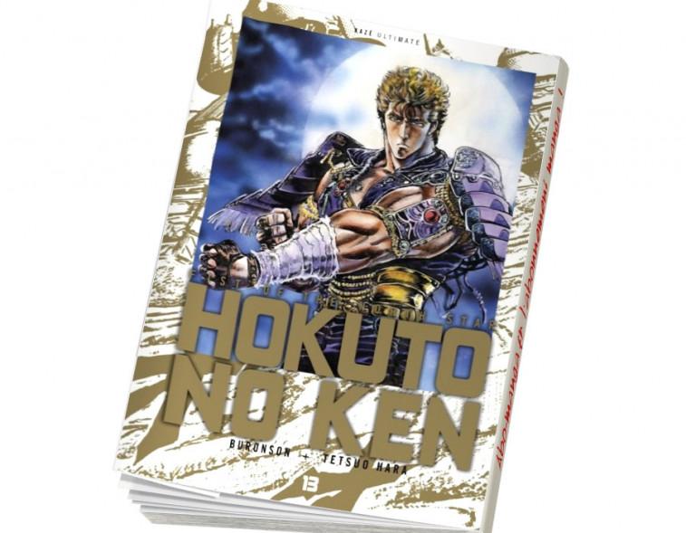 Abonnement Hokuto no Ken Ultimate tome 13