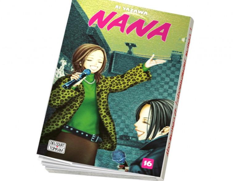 Abonnement Nana tome 16
