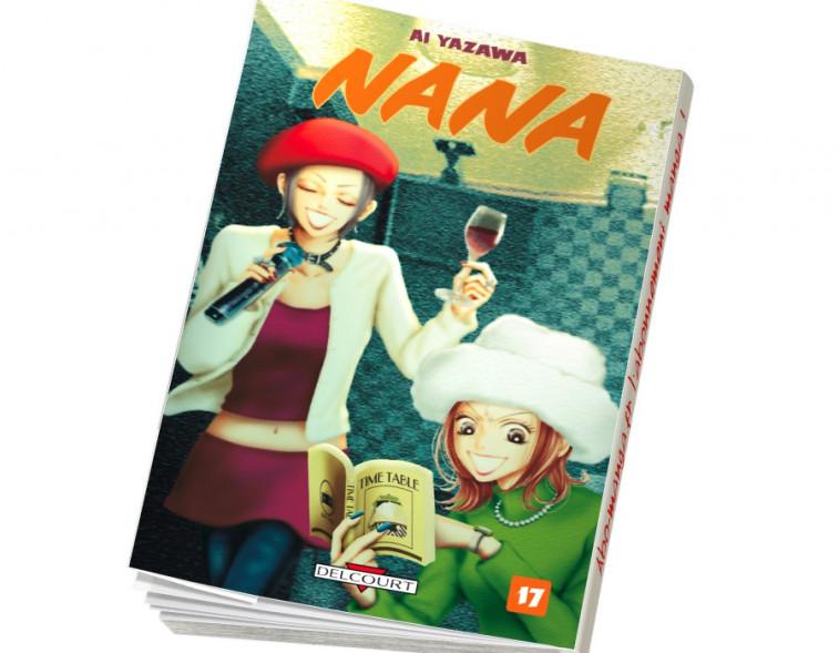 Abonnement Nana tome 17