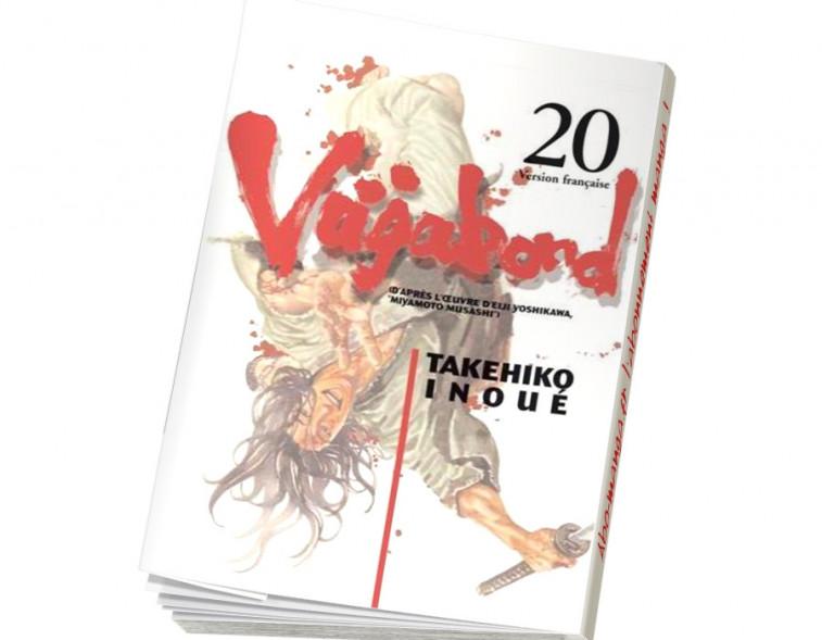 Abonnement Vagabond tome 20