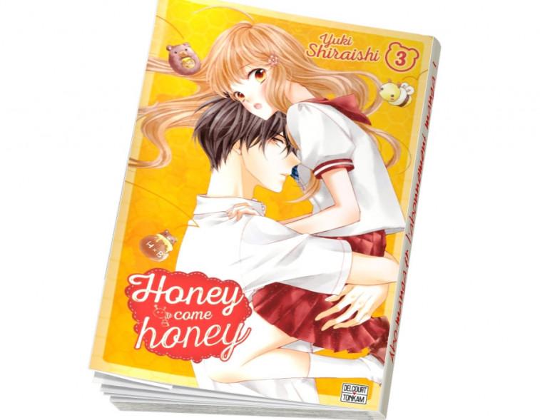 Abonnement Honey come honey tome 3