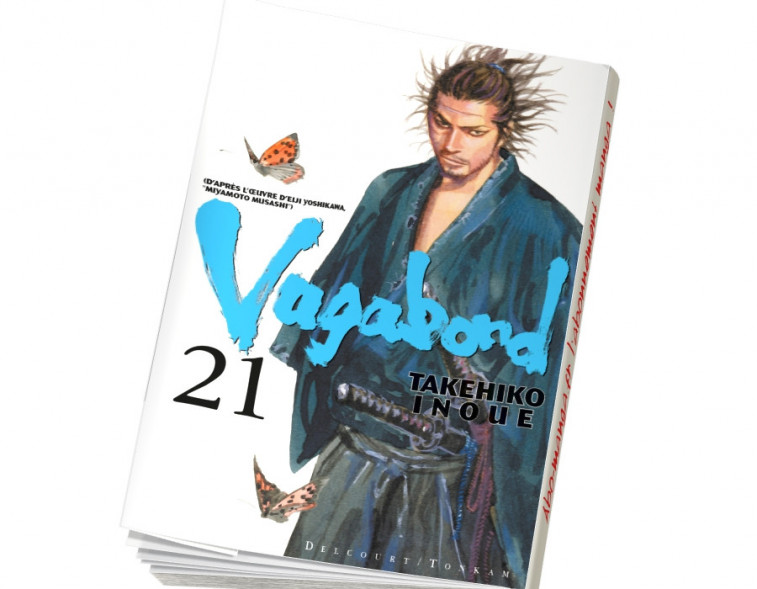 Abonnement Vagabond tome 21