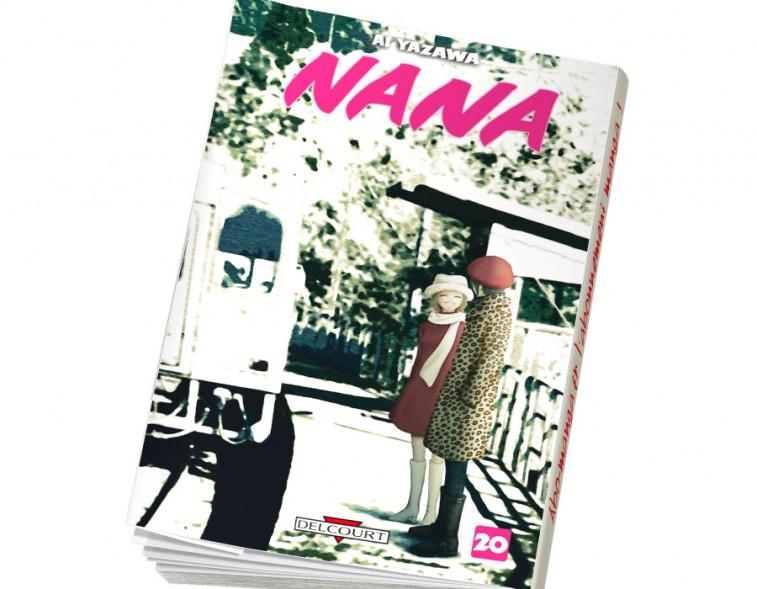 Abonnement Nana tome 20