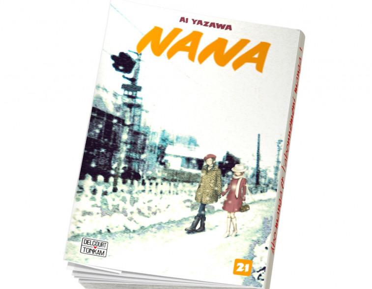 Abonnement Nana tome 21