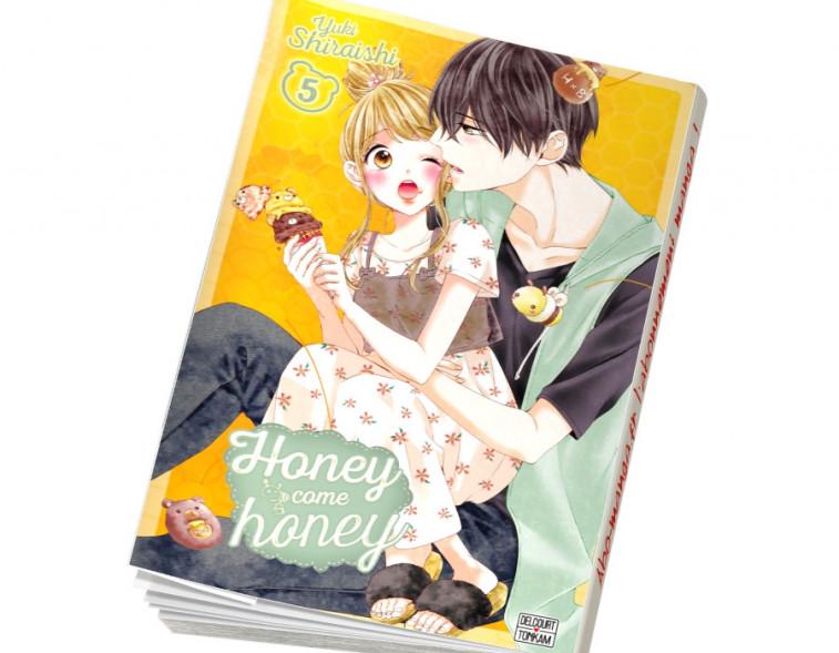 Abonnement Honey come honey tome 5