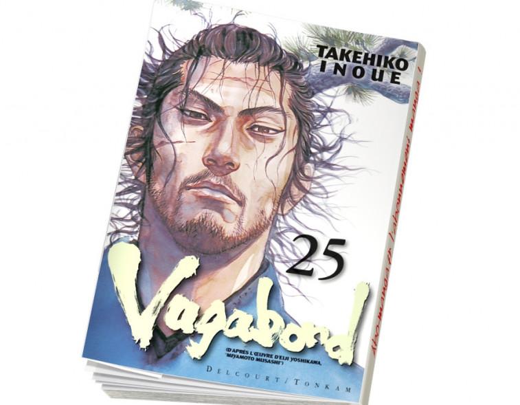 Abonnement Vagabond tome 25