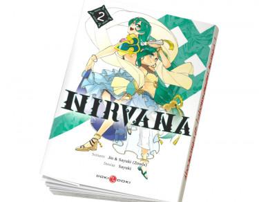 Nirvana Nirvana T02