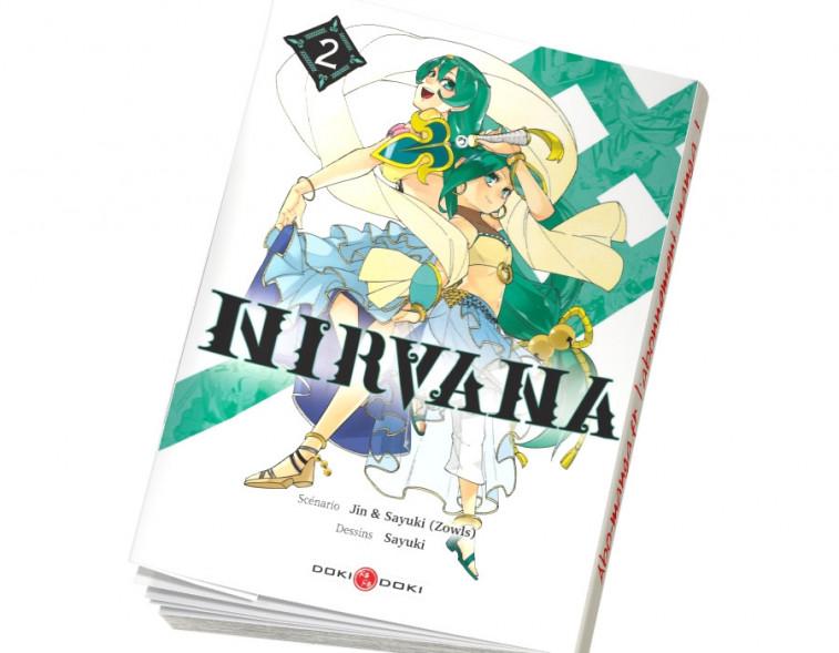 Abonnement Nirvana tome 2