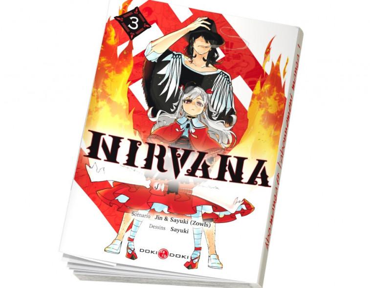 Abonnement Nirvana tome 3