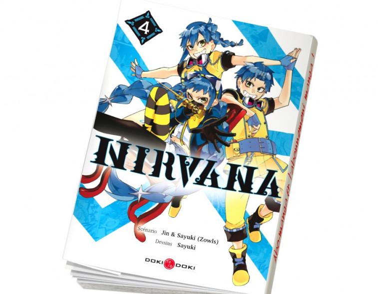 Abonnement Nirvana tome 4