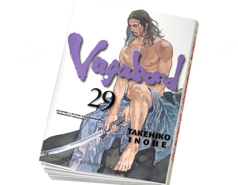 Abonnement Vagabond tome 29