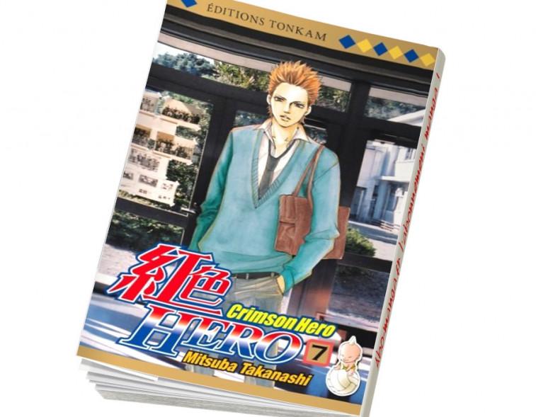 Abonnement Crimson Hero tome 7