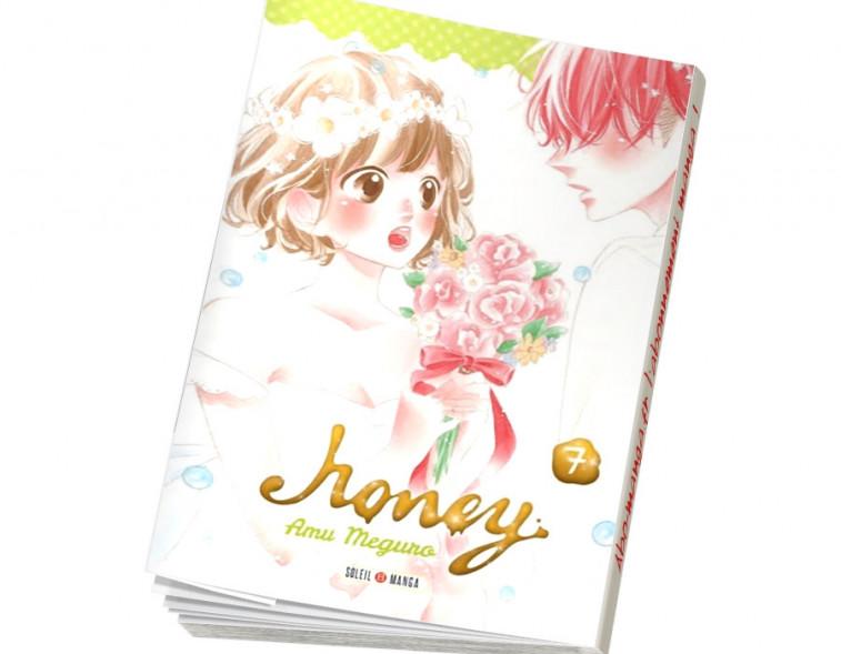Abonnement Honey tome 7