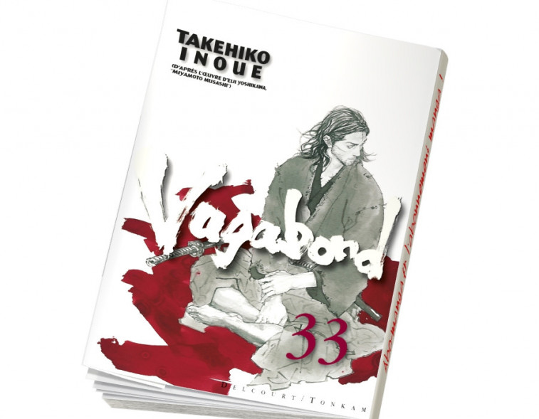 Abonnement Vagabond tome 33
