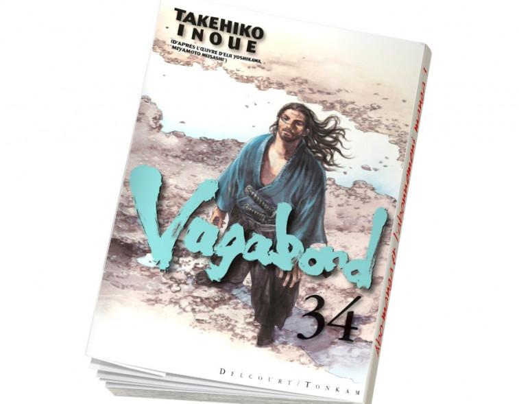 Abonnement Vagabond tome 34