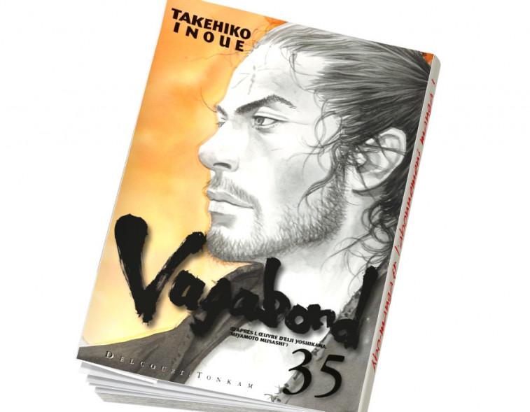 Abonnement Vagabond tome 35