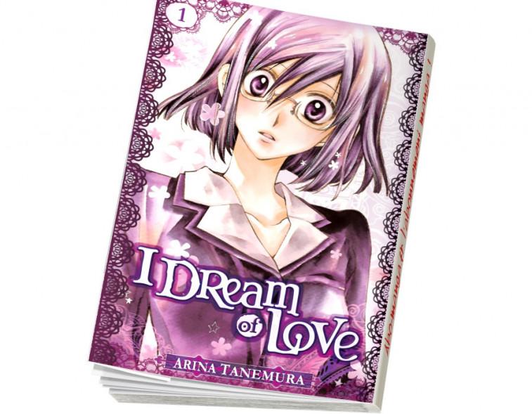 Abonnement I dream of love tome 1