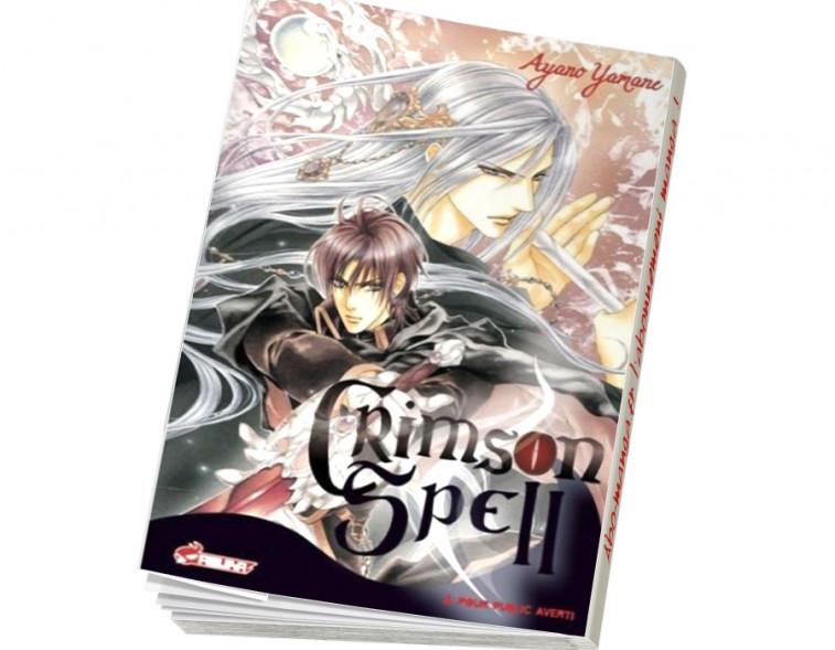 Abonnement Crimson Spell tome 1