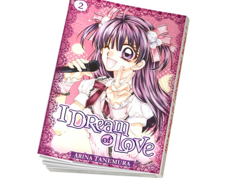 Abonnement I dream of love tome 2