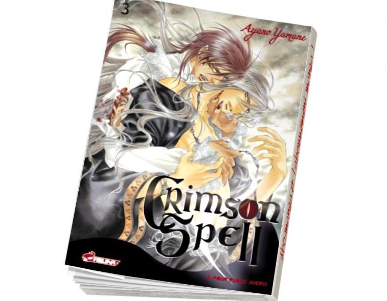 Abonnement Crimson Spell tome 3