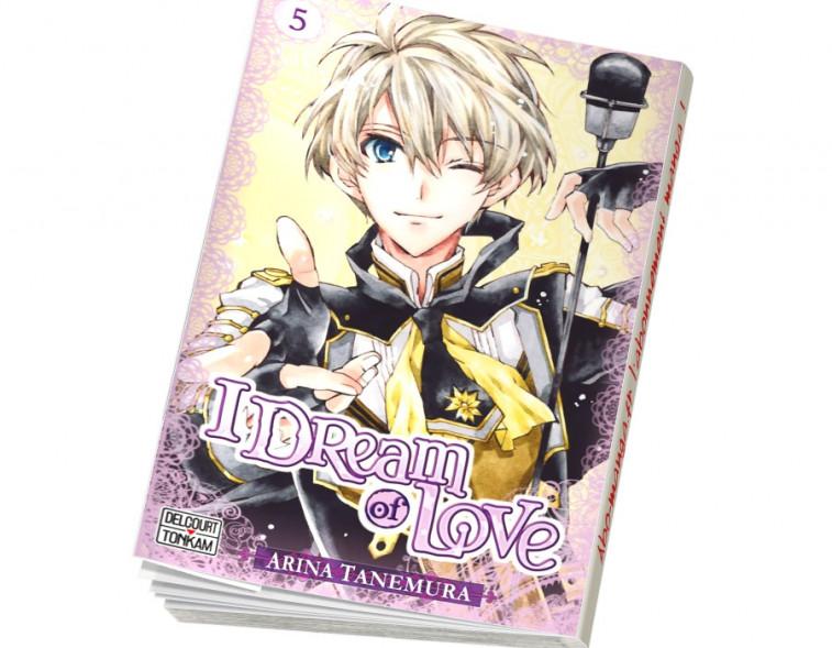 Abonnement I dream of love tome 5