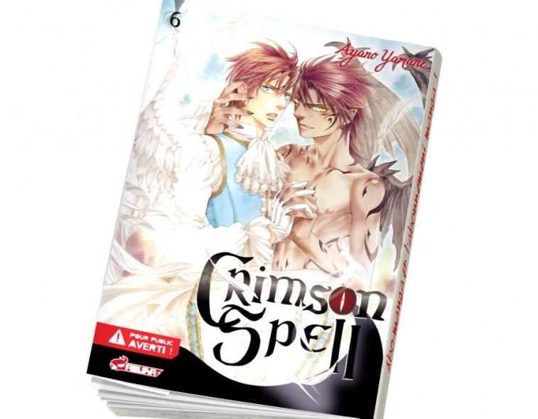 Abonnement Crimson Spell tome 6