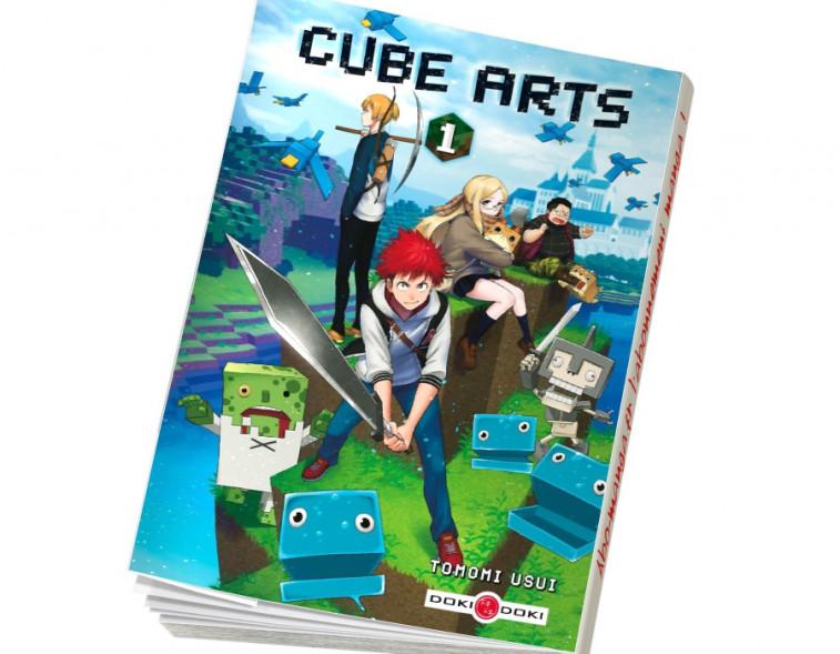 Abonnement Cube arts tome 1