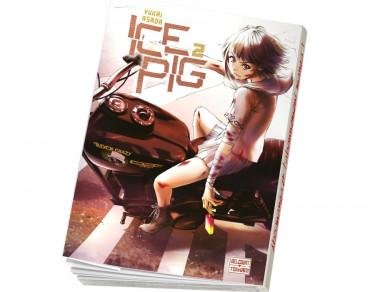 Ice Pig Ice Pig T02