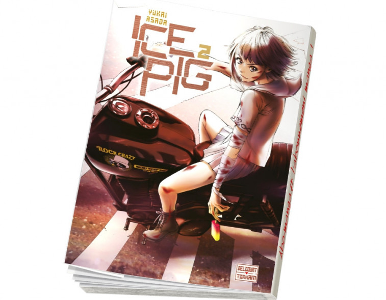 Abonnement Ice Pig tome 2