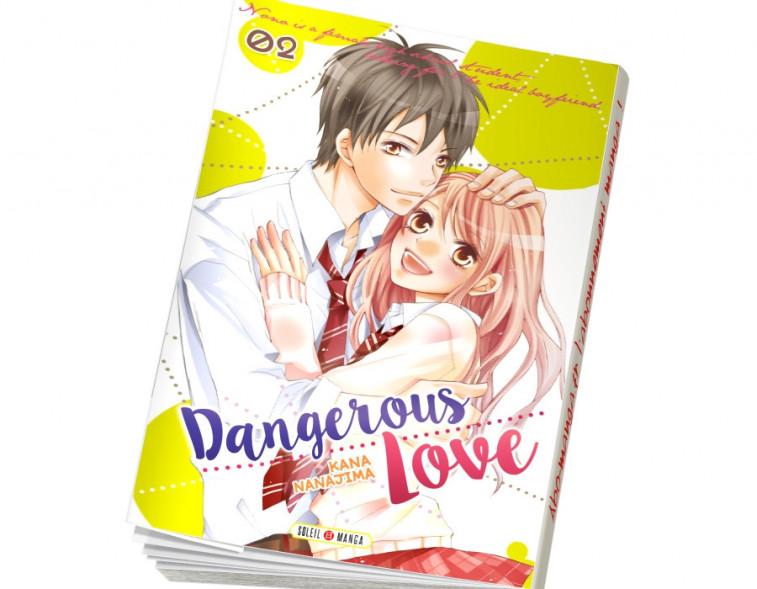 Abonnement Dangerous love tome 2