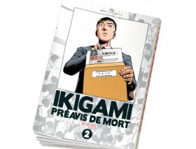 Ikigami Ultimate