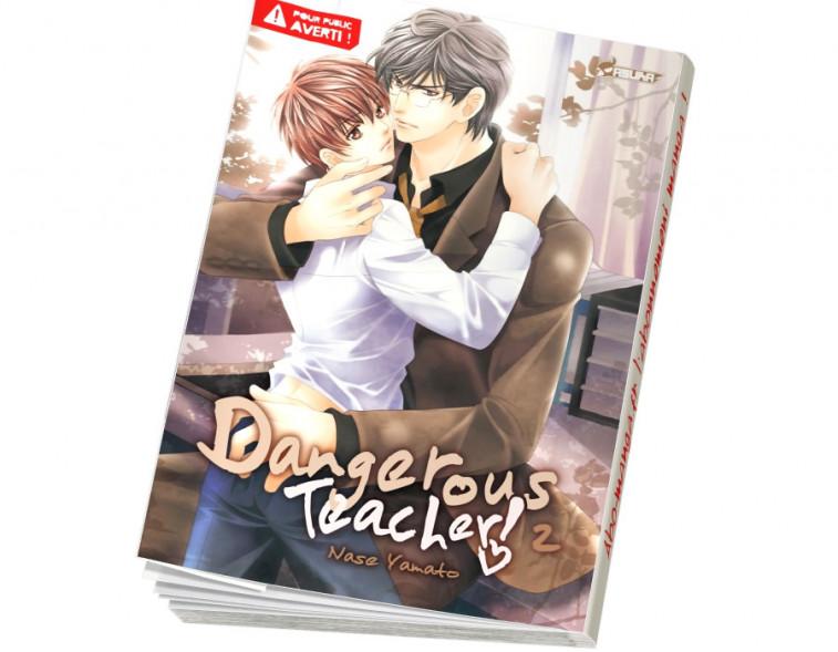 Abonnement Dangerous Teacher ! tome 2
