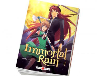 Immortal Rain Immortal Rain T01