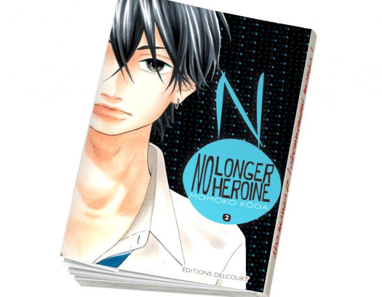 Abonnement No longer heroine tome 2