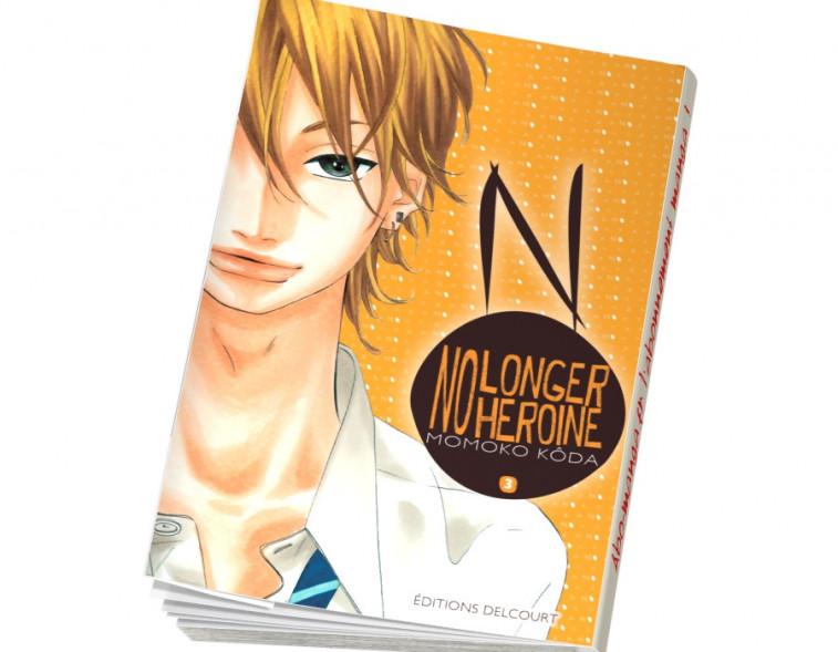 Abonnement No longer heroine tome 3