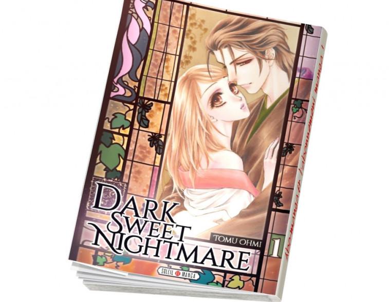 Abonnement Dark Sweet Nightmare tome 1