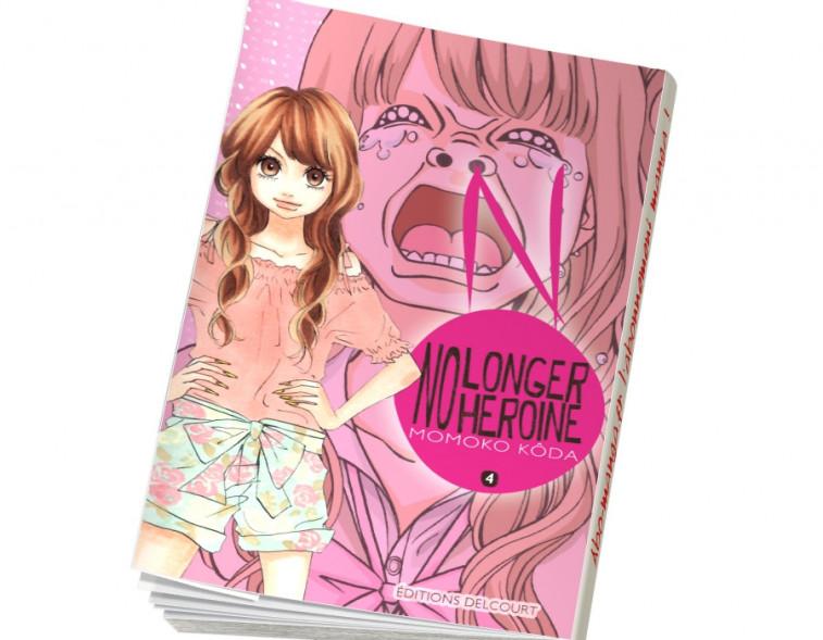 Abonnement No longer heroine tome 4