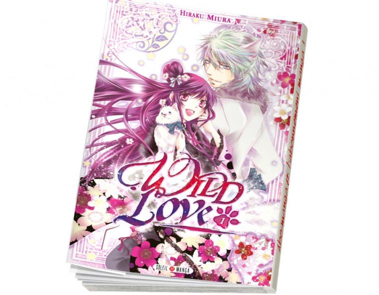 Abonnement Wild Love tome 1