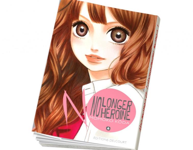 Abonnement No longer heroine tome 6