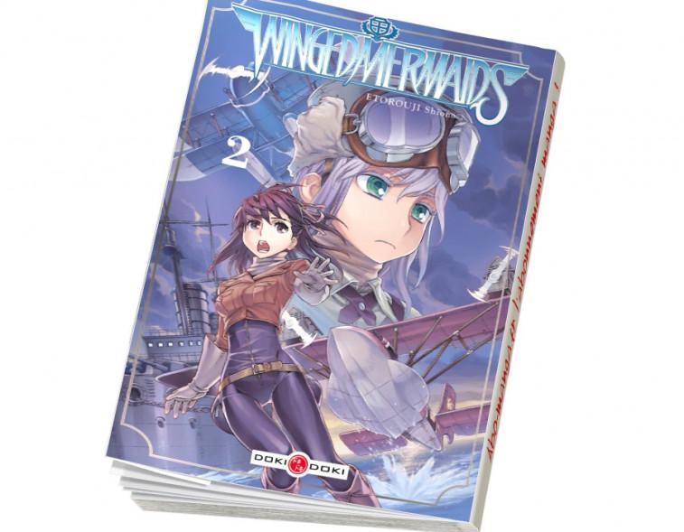 Winged Mermaids T02