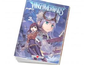 Winged Mermaids