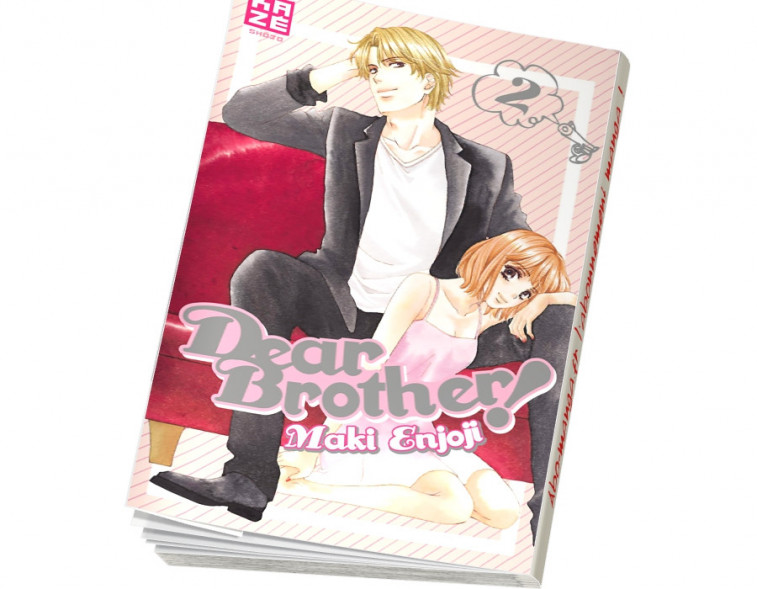 Abonnement Dear Brother! tome 2