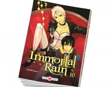 Immortal Rain Immortal Rain T10